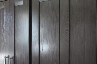 A unique shaker style door