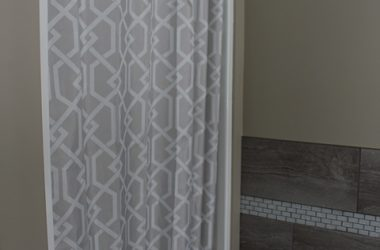 one piece fiberglass shower